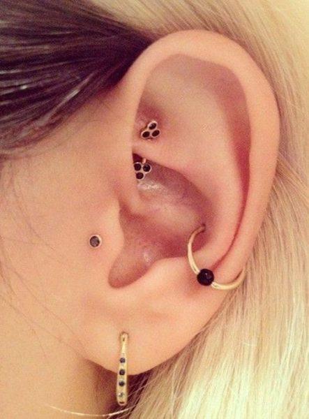 daith piercing