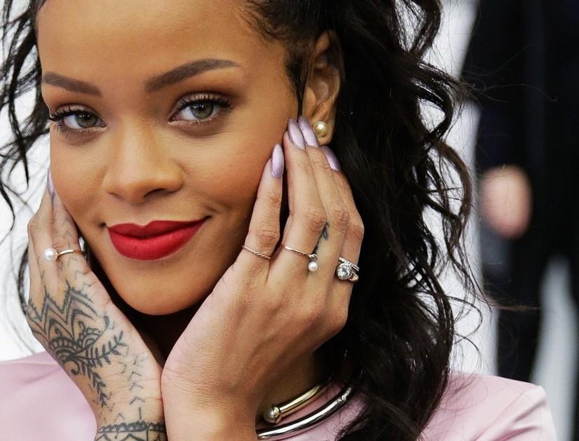 Rihanna Anéis