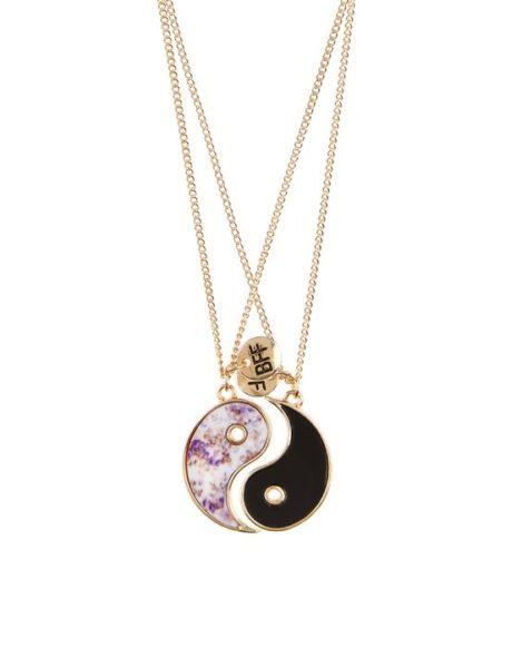 Yin Yang colar