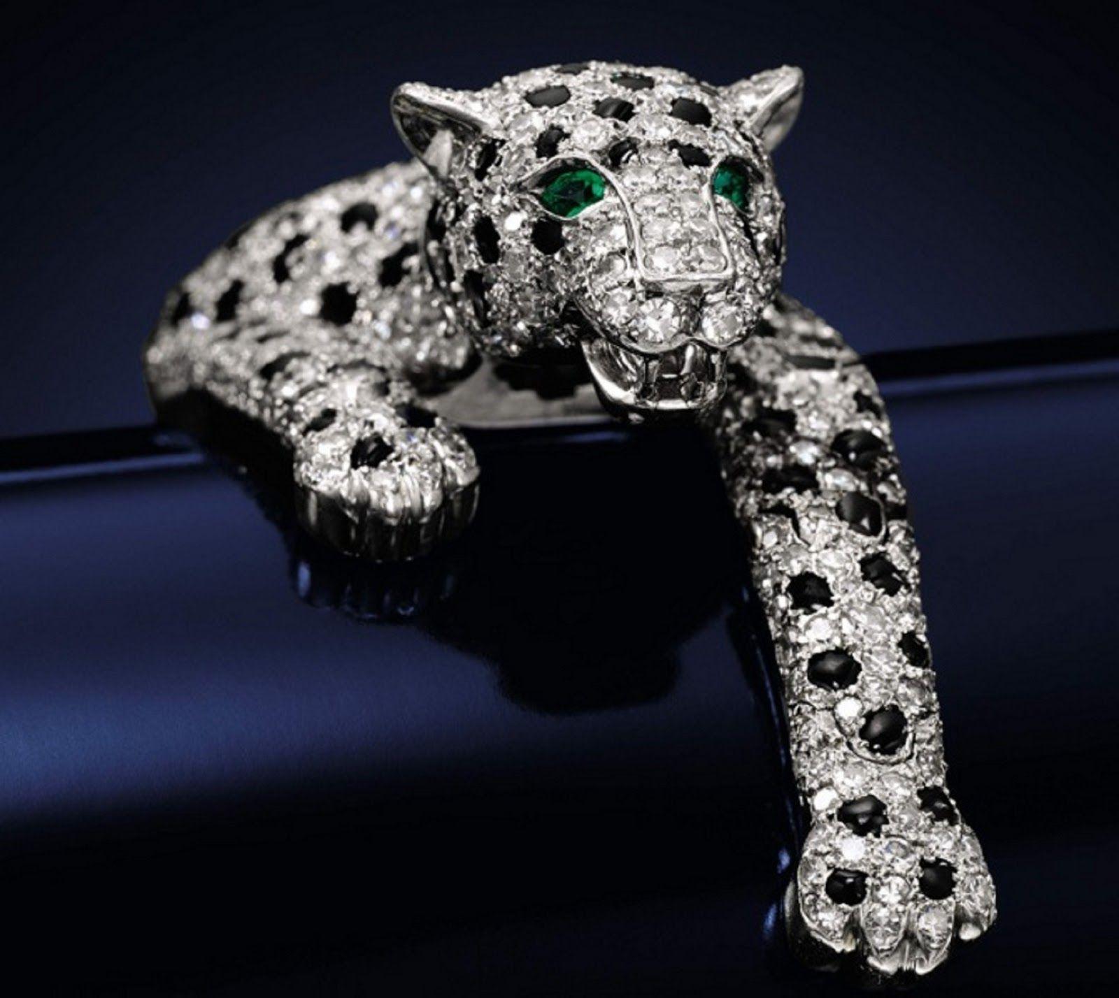 Bracelete Pantera Cartier