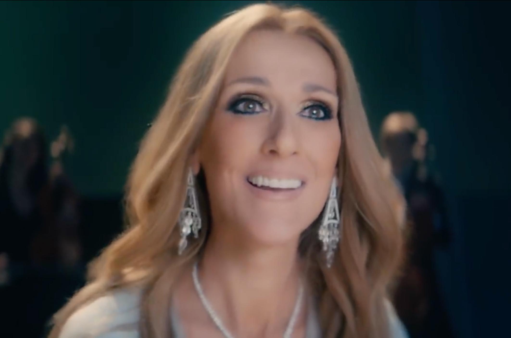 Brincos Celine Dion