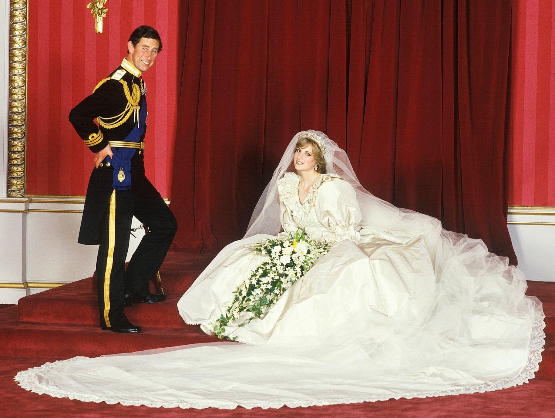 Casamento Diana e Charlie