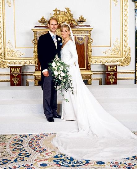 Casamento Edward