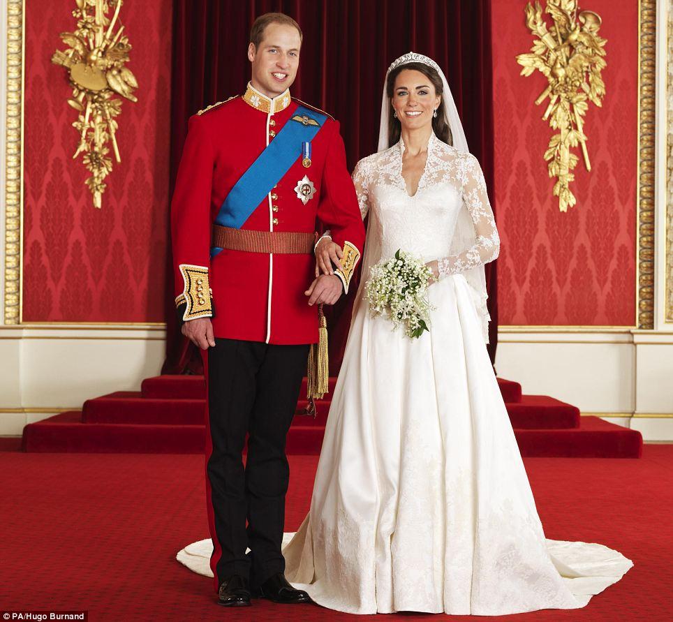 Casamento Kate e William