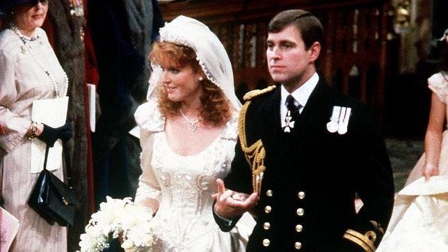 Casamento Príncipe Andrew