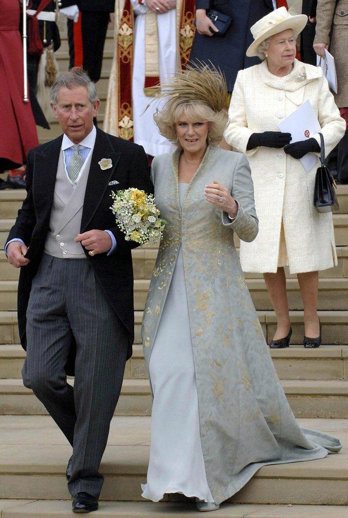 Casamento Príncipe Charles e Camila Parker