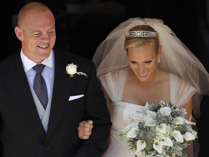 Casamento Zara Phillips