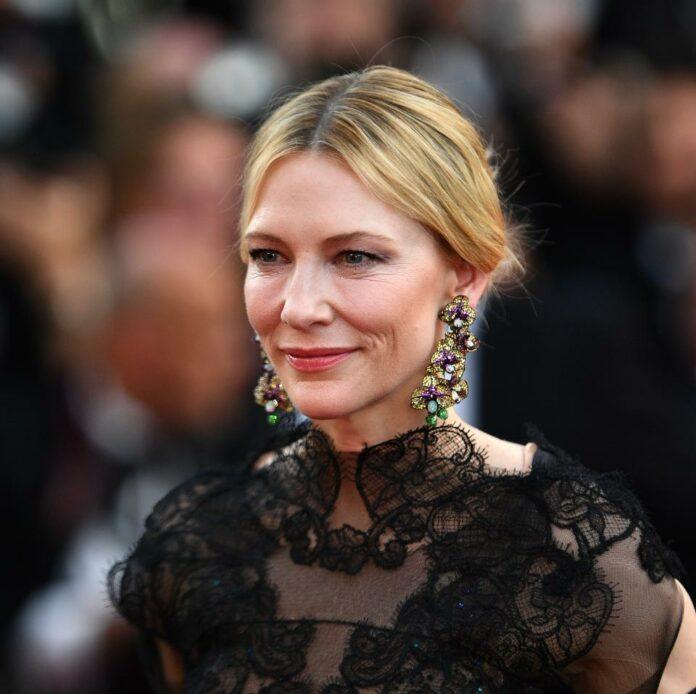 Cate Blanchett Cannes Chopard