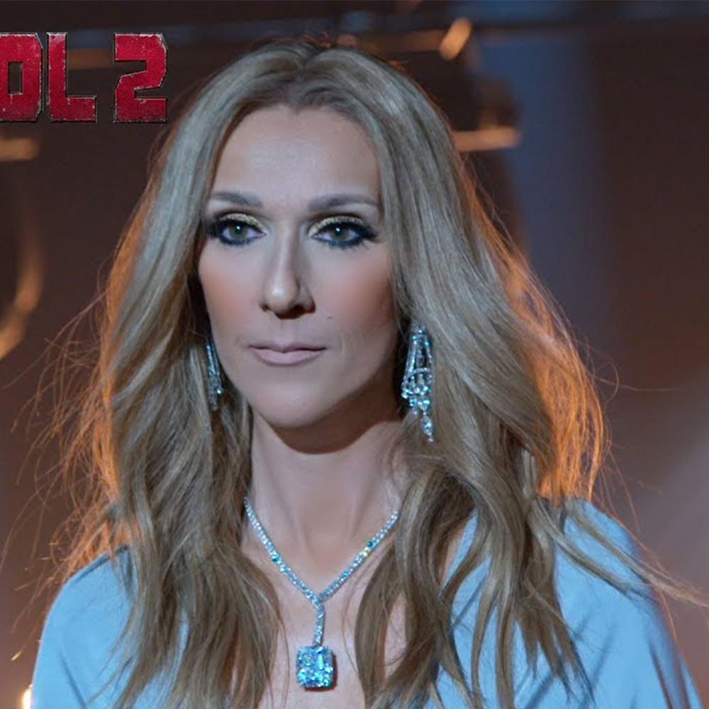 Celine Dion Joias Colar