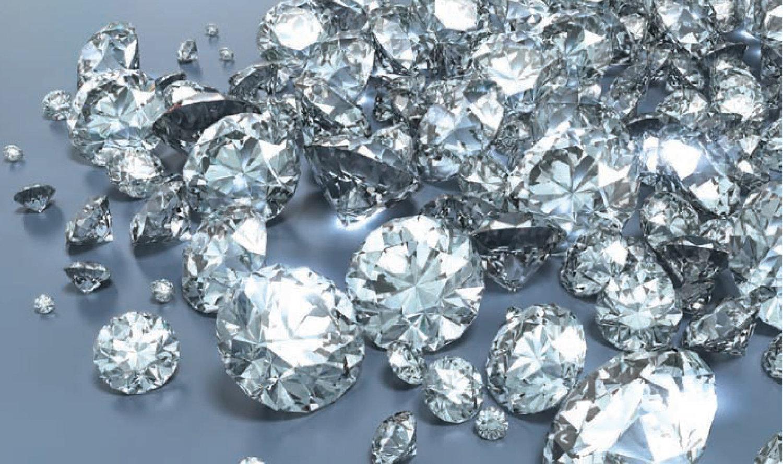 Diamante pode quebrar
