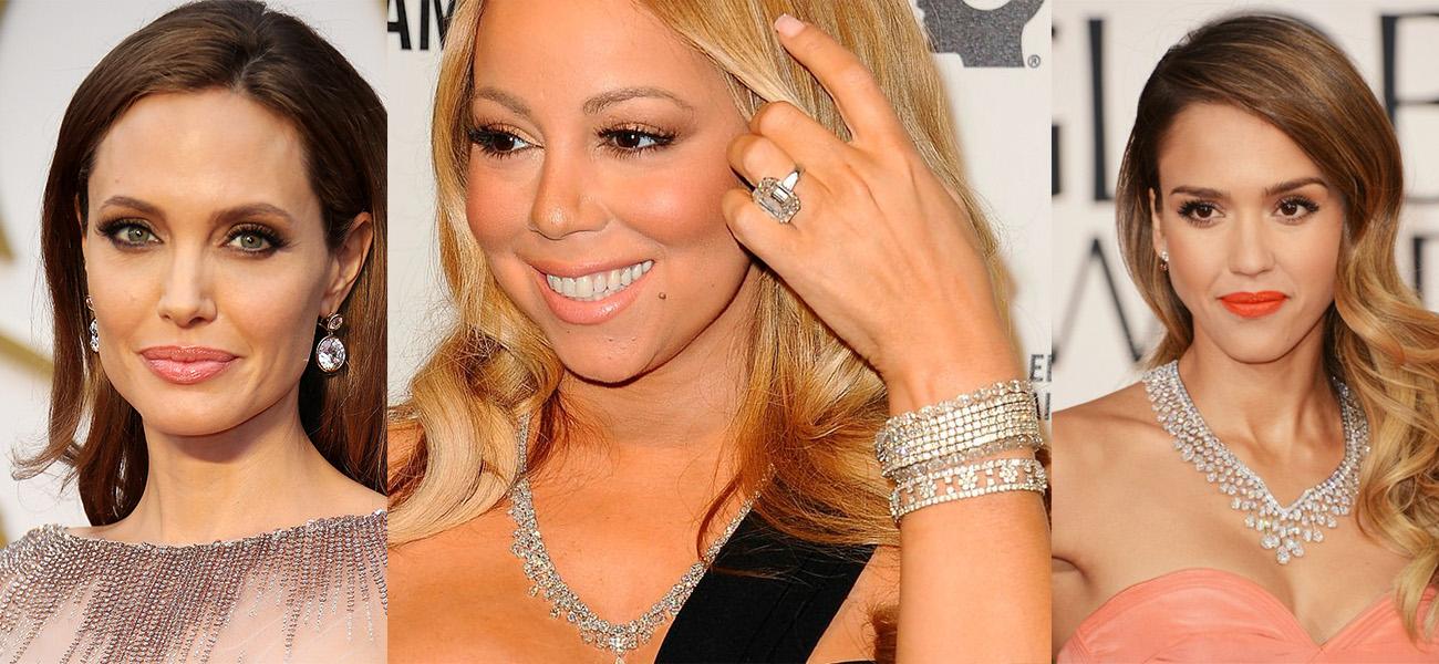 Diamantes das Celebridades