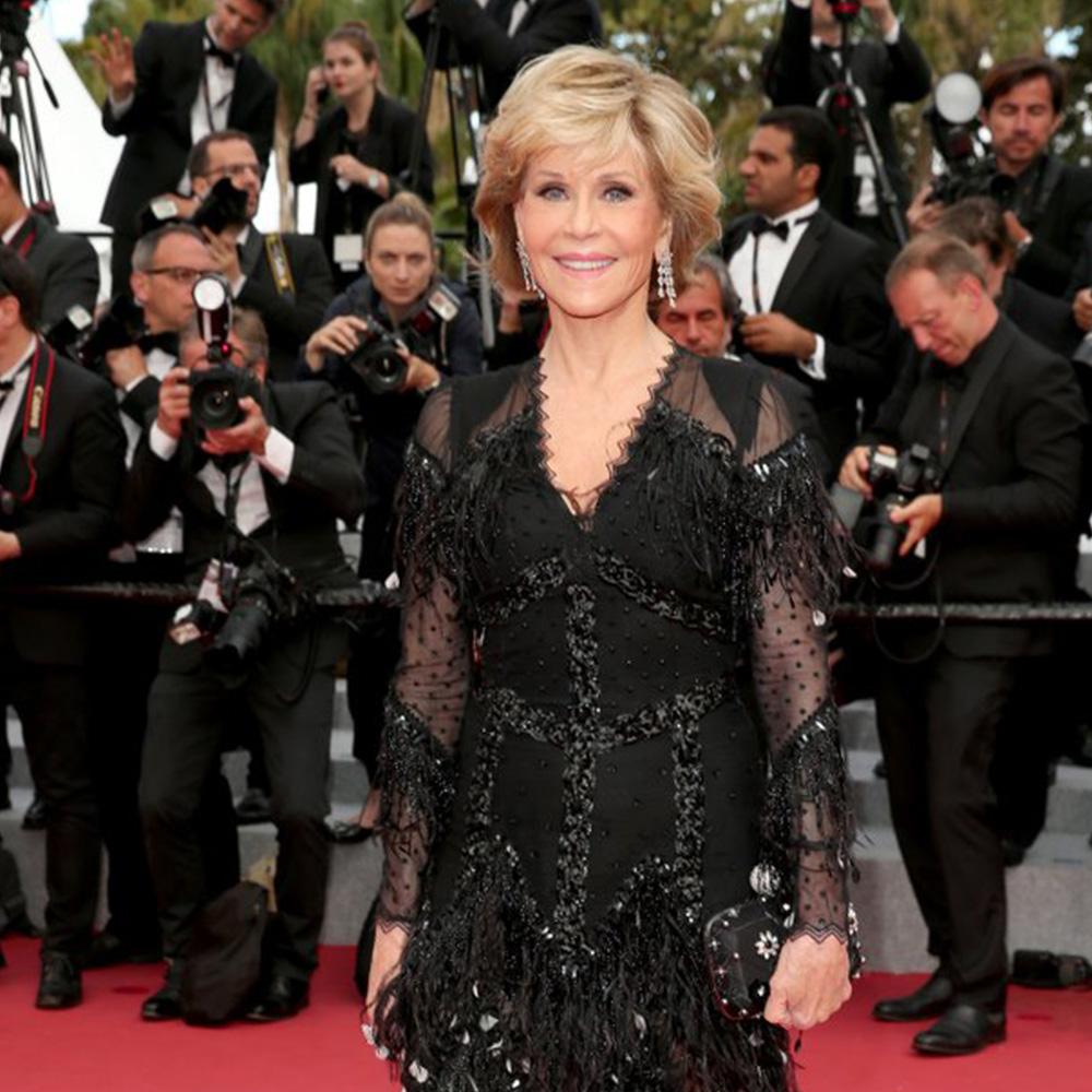 Jane Fonda Brincos Chopard