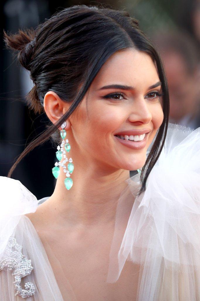 Kendall Jenner Chopard Brincos