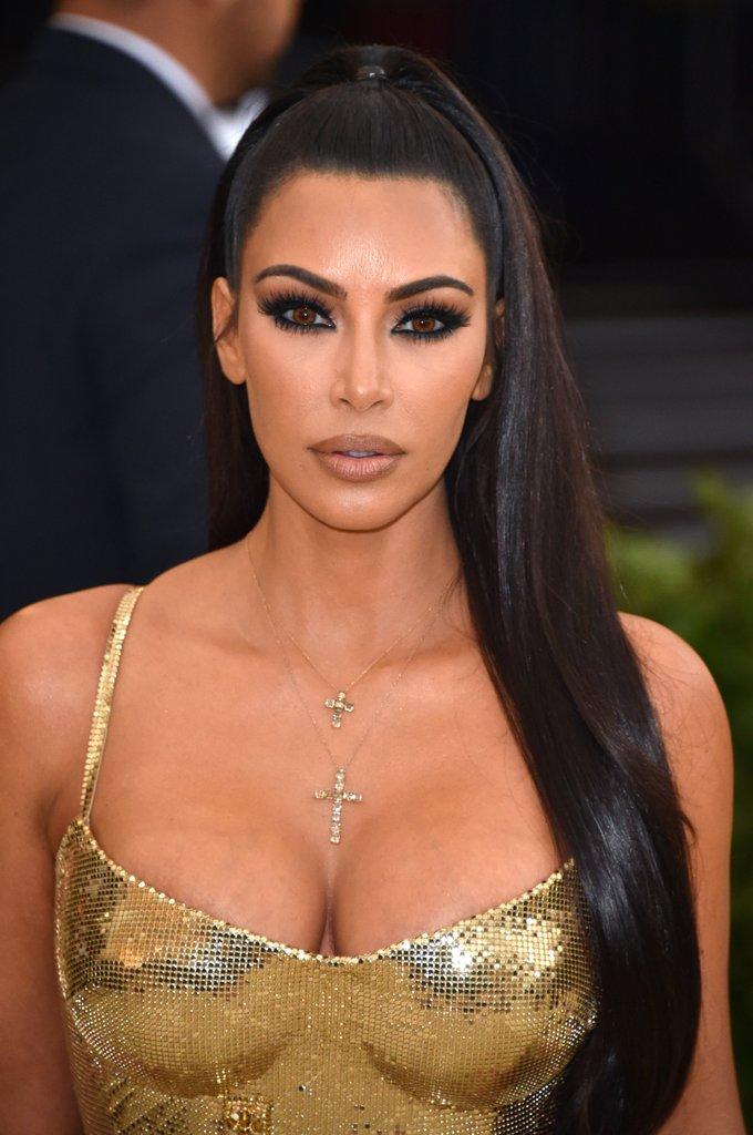 Kim Kardashian Crucifixo