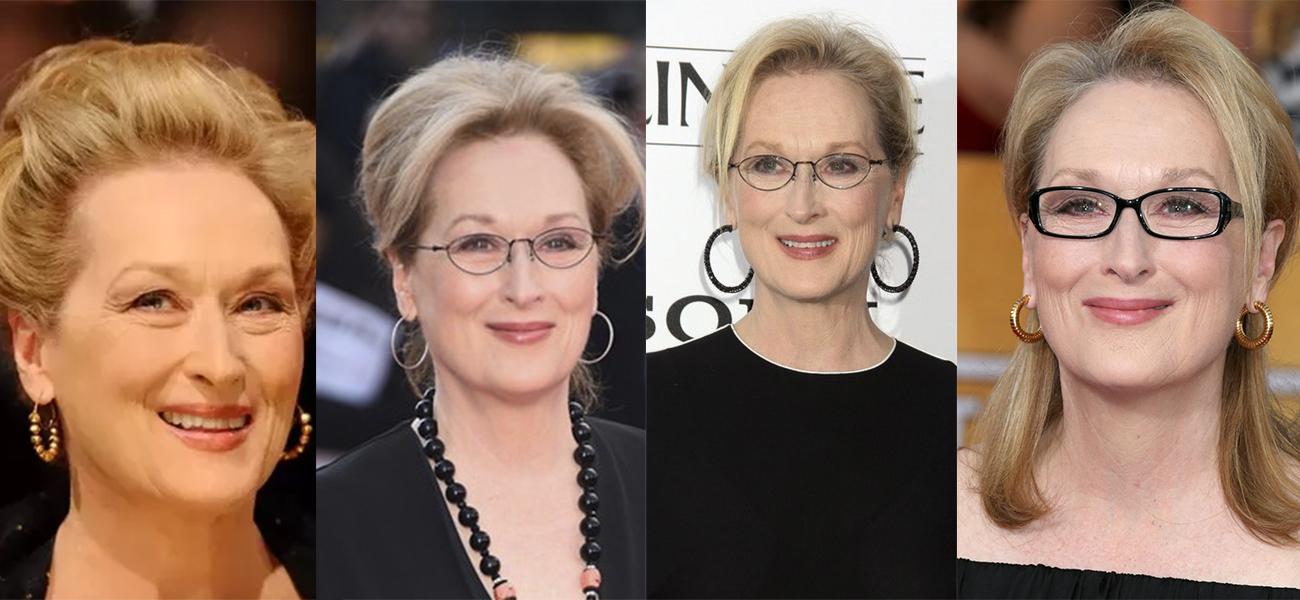 Meryl Streep Argolas