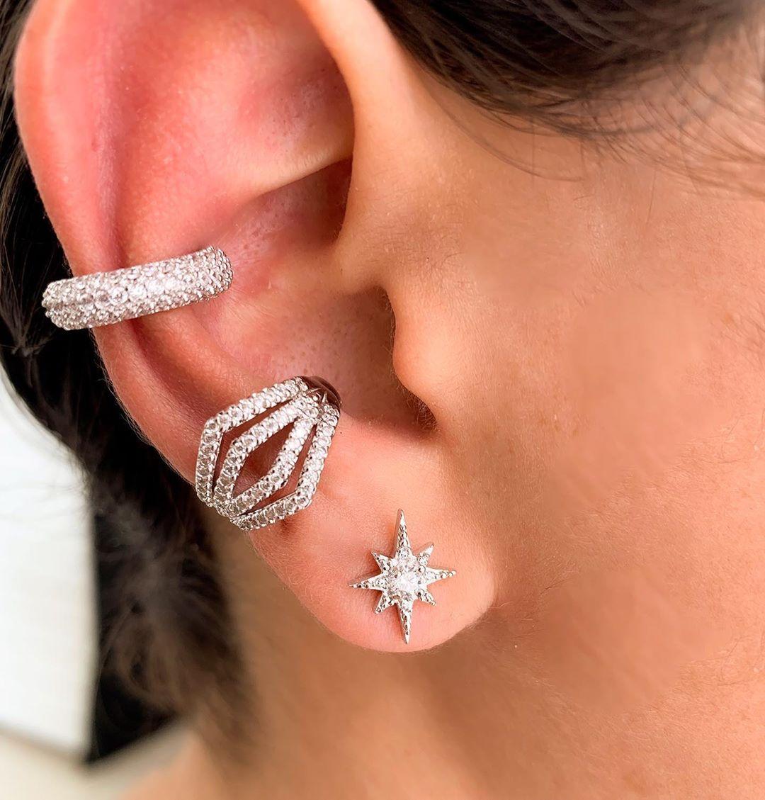 piercing conch duplo