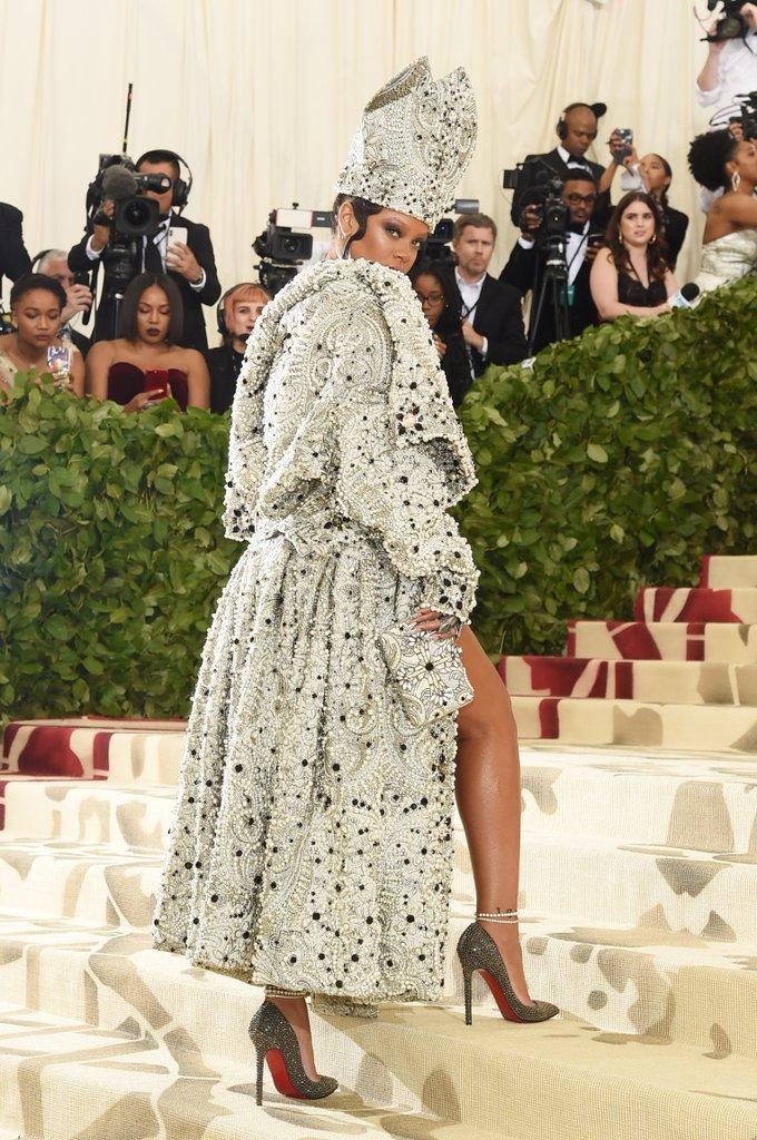 Rihanna Papa