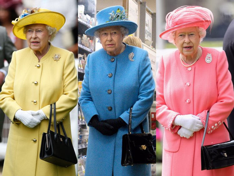 Bolsa da Rainha Elizabeth