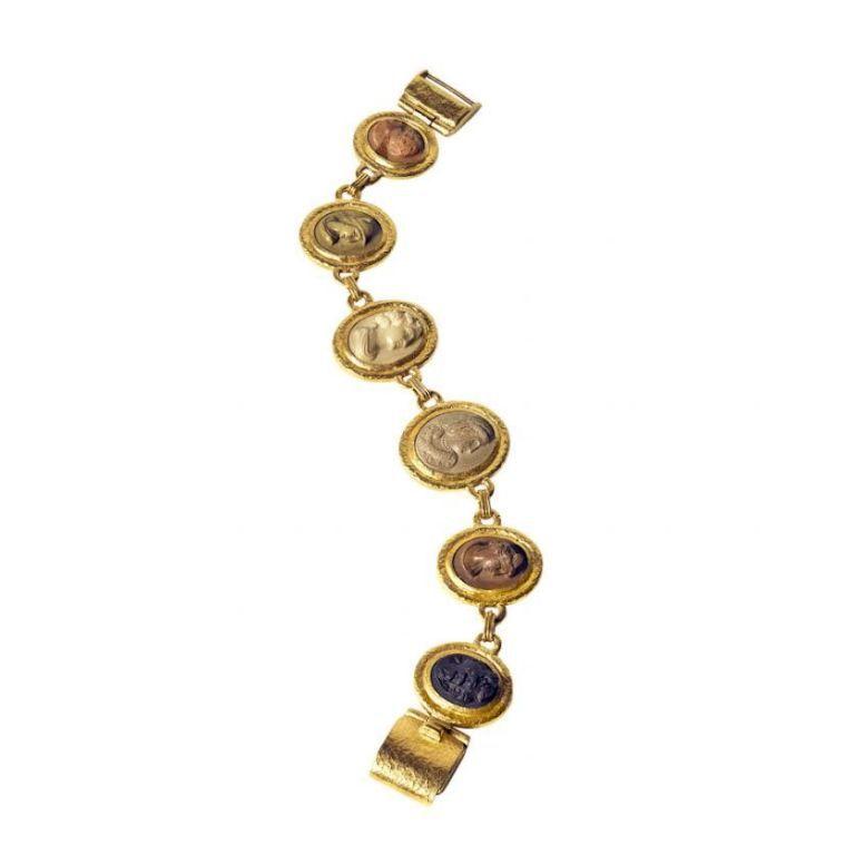 Bracelete Camafeu