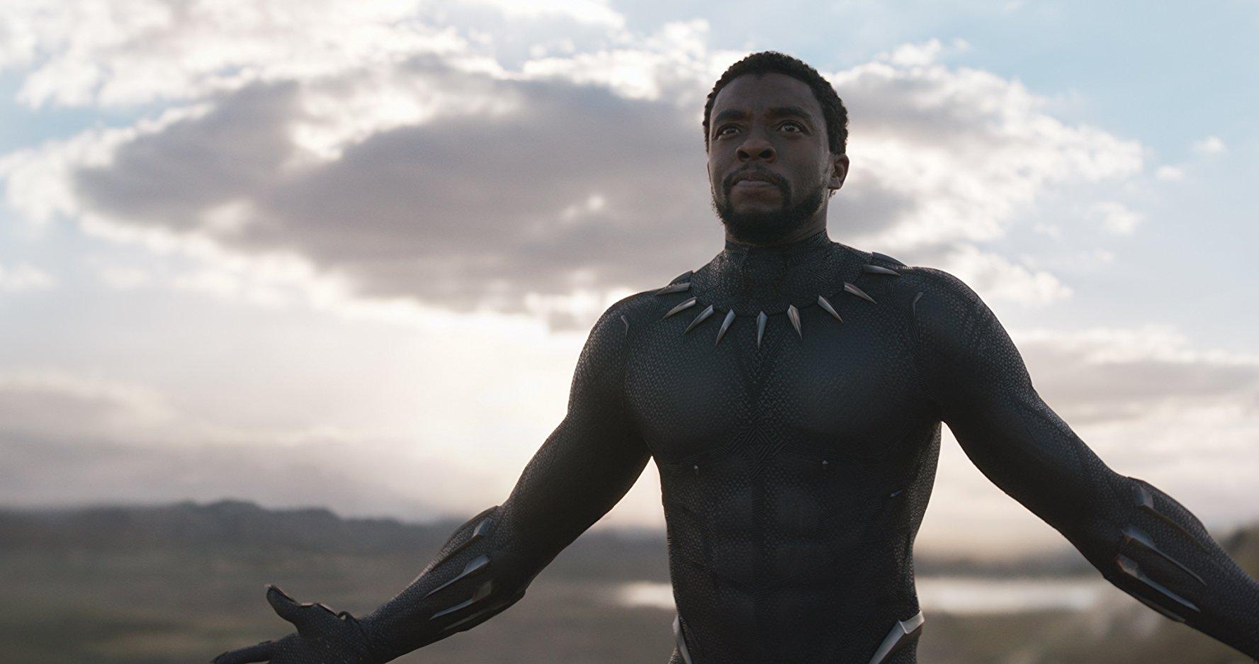 Colar Pantera Negra