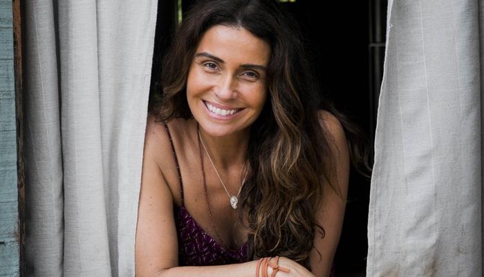 Giovanna Antonelli Colar