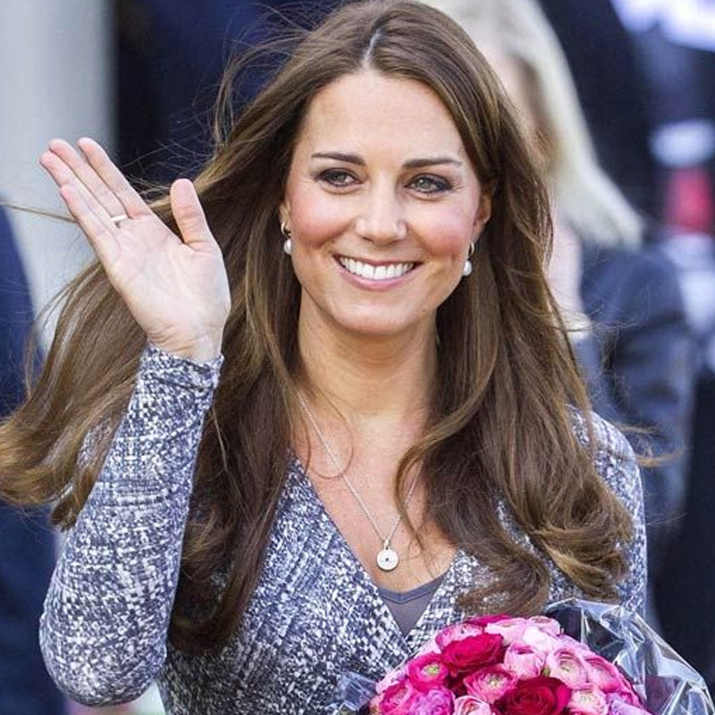Kate Middleton Evil Eye