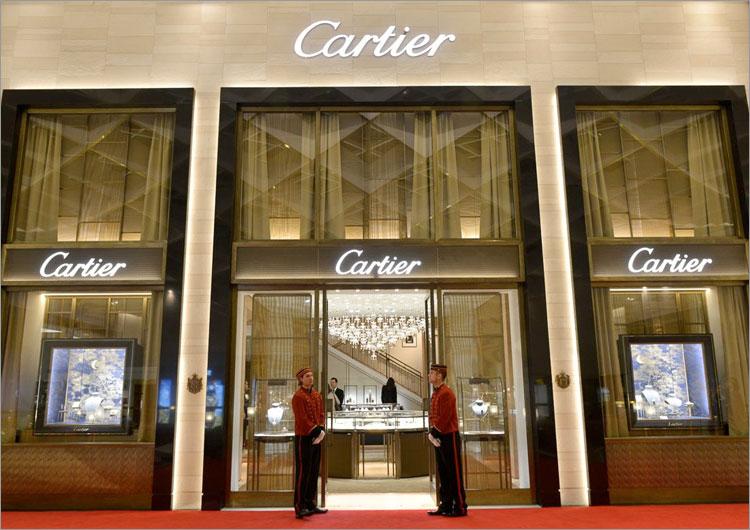Loja Cartier