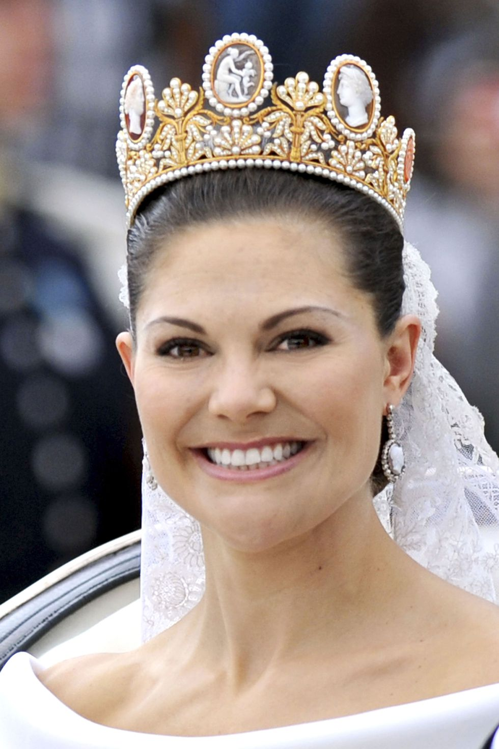 Princesa Victoria Coroa