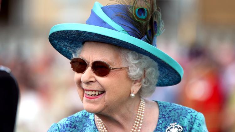 Rainha Elizabeth Óculos de Sol