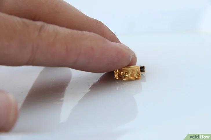 Testar Ouro com Cerâmica