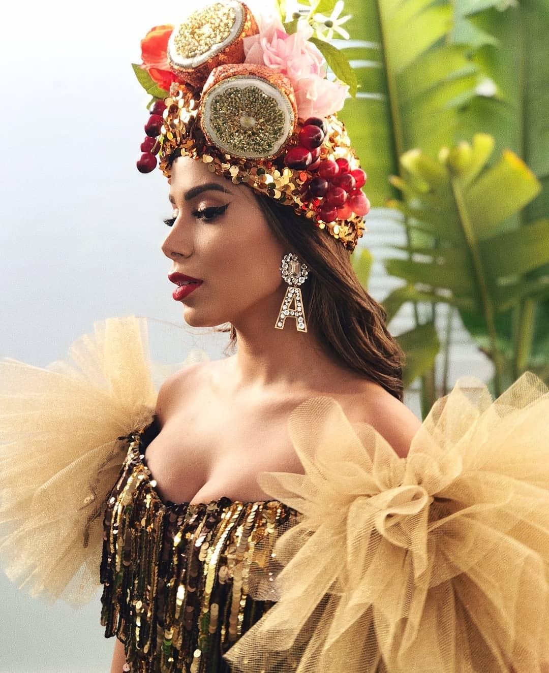 Anitta Dolce Gabbana