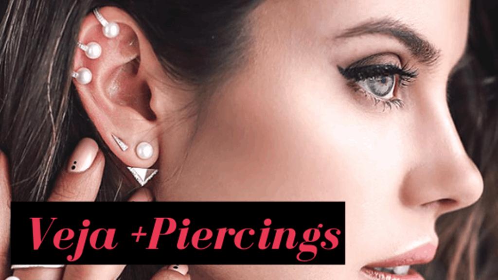 Piercings em oferta