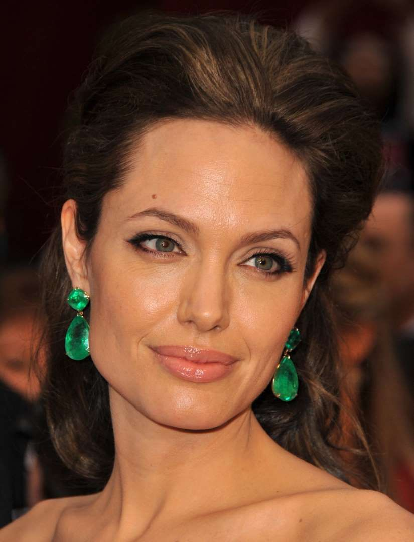 Brinco Angelina Jolie
