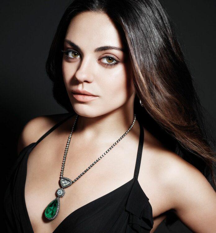 Mila Kunis Esmeralda Fusion