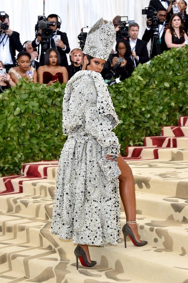 Rihanna Tornozeleira