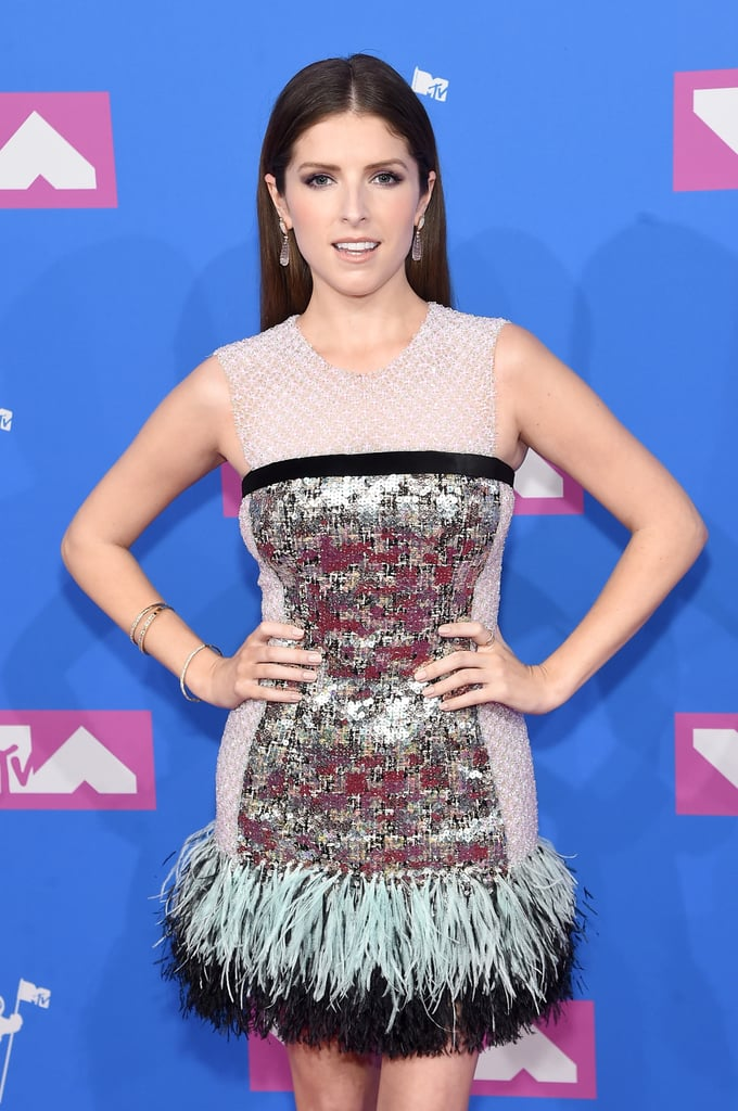 Joias do VMA Anna Kendrick