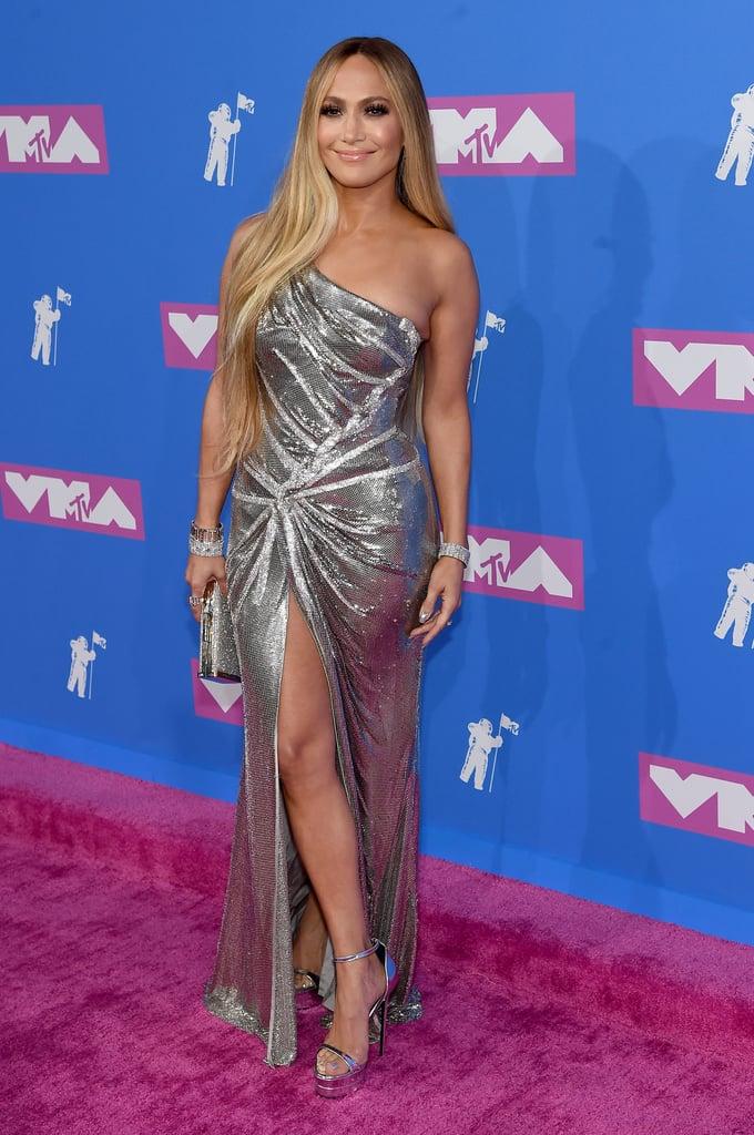 Joias do VMA J Lo