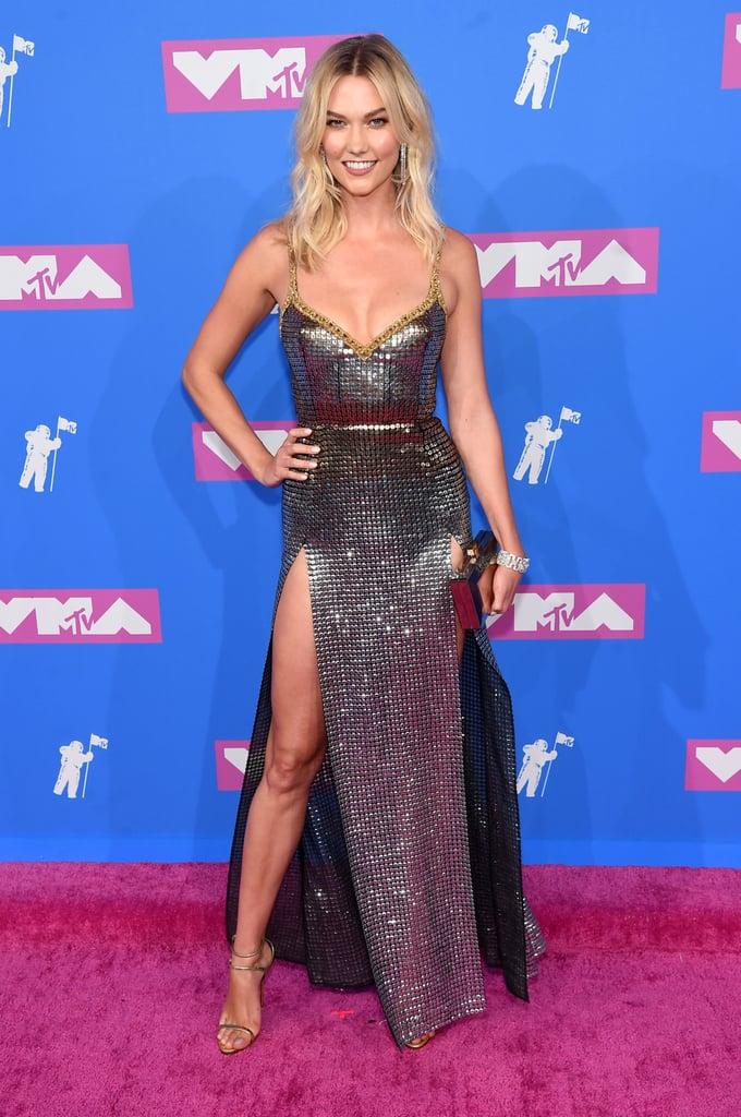 Joias do VMA Karlie Kloss