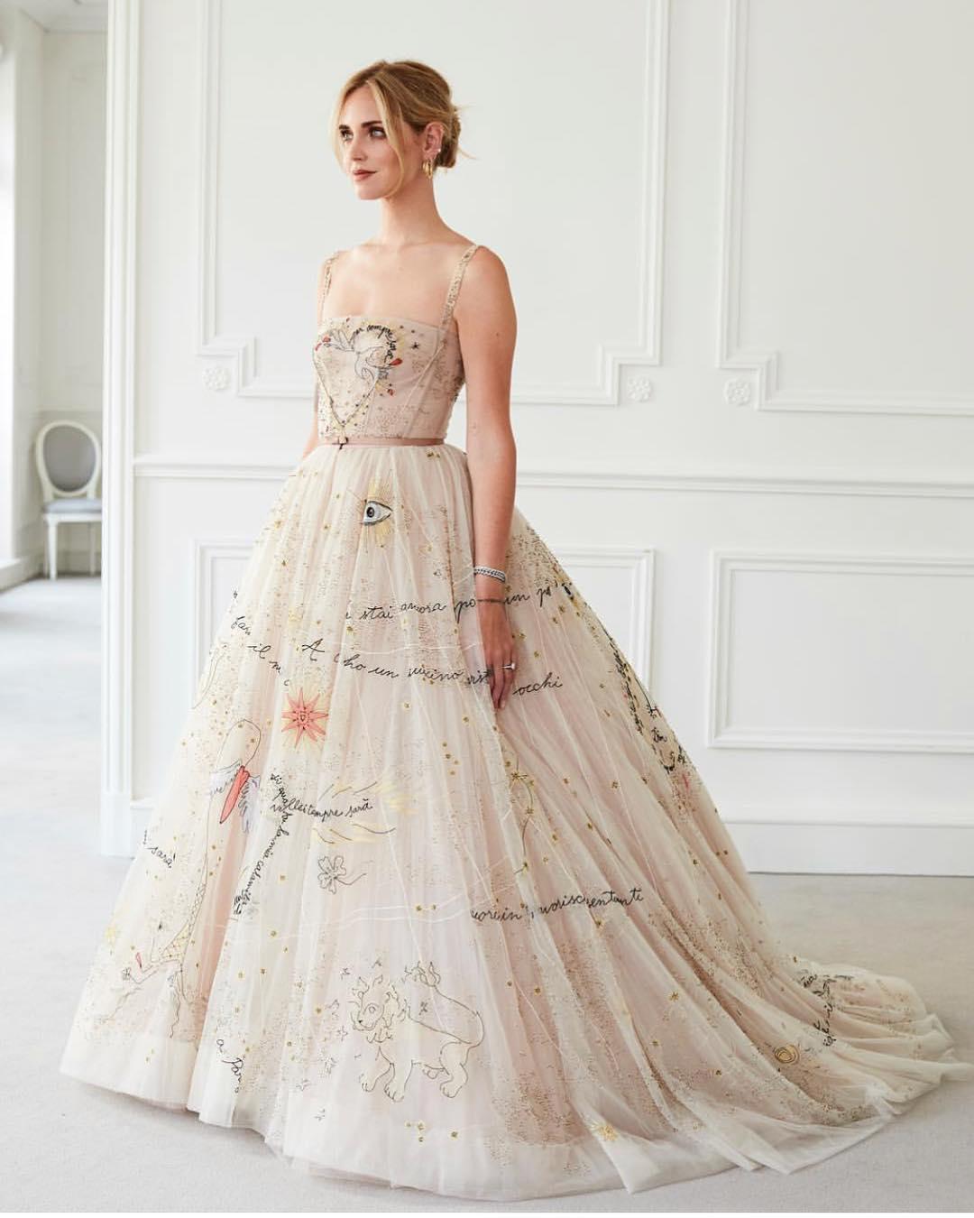Chiara Ferragni Dior