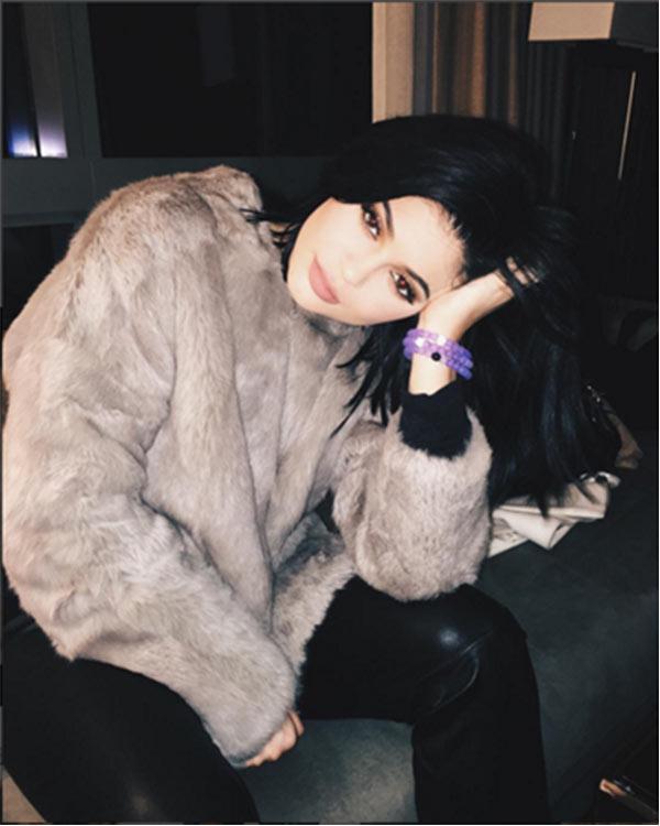 Estilo de Kylie Jenner