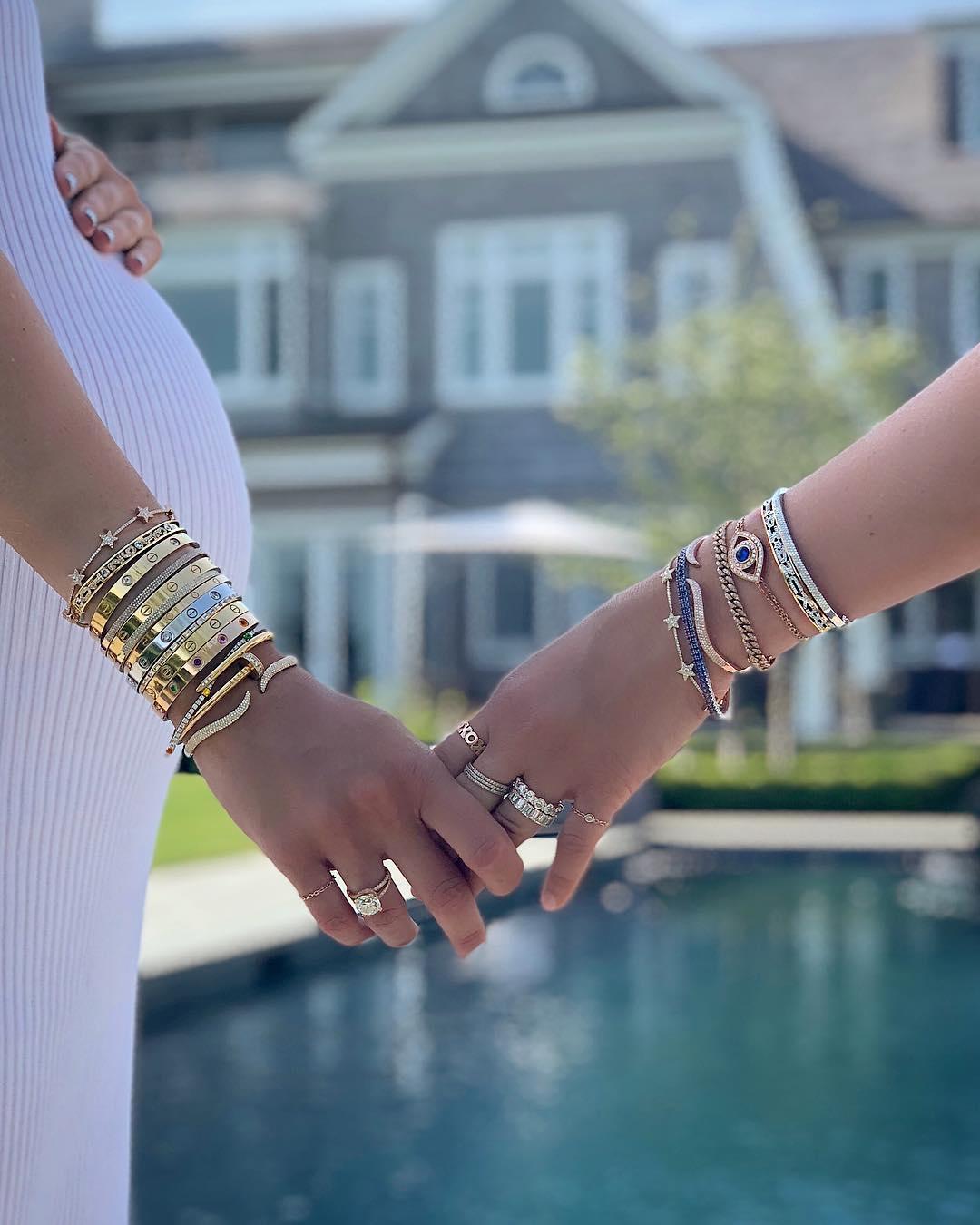Joias de olho grego bracelete