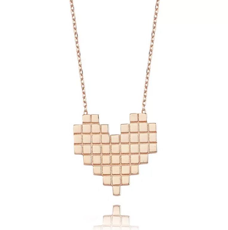 Ouro Rose Coração