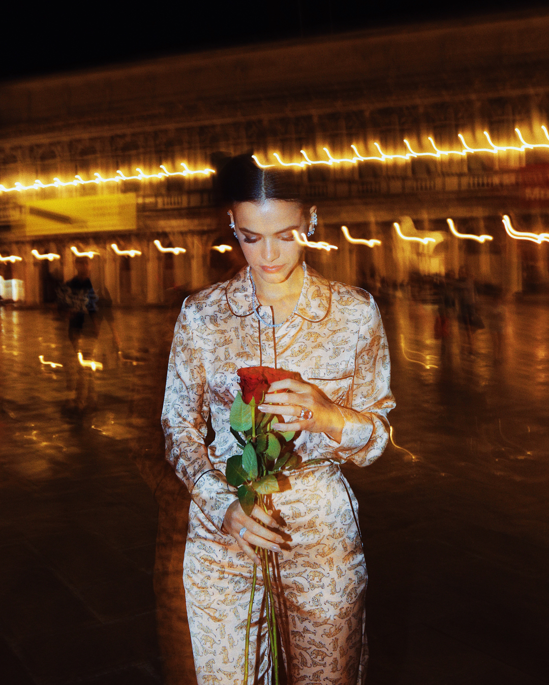 Looks de Bruna Marquezine Pijama