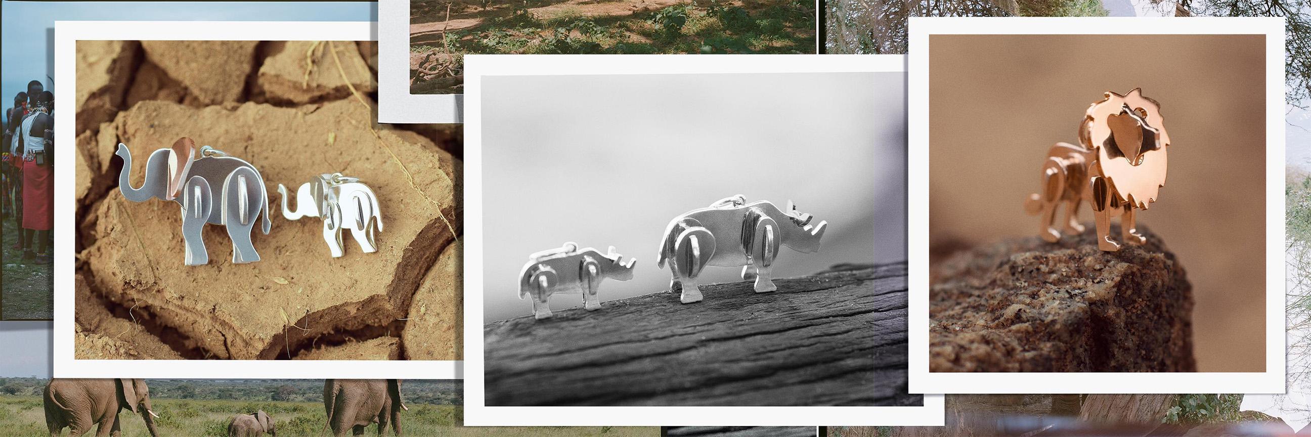Coleção Tiffany e Co Save the Wild