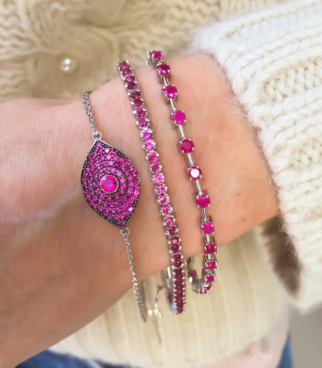 9820e19dff Combinações de pulseiras - saiba como fazer um mix perfeito!