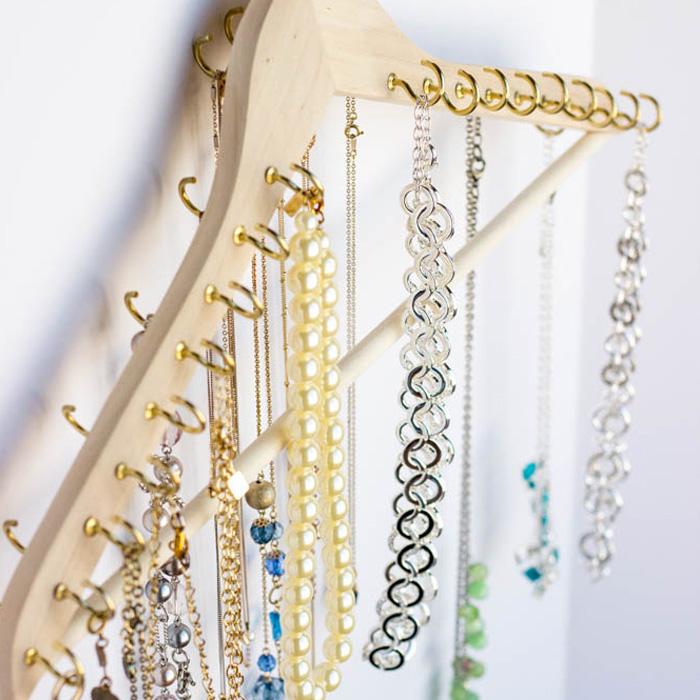 Como guardar colares