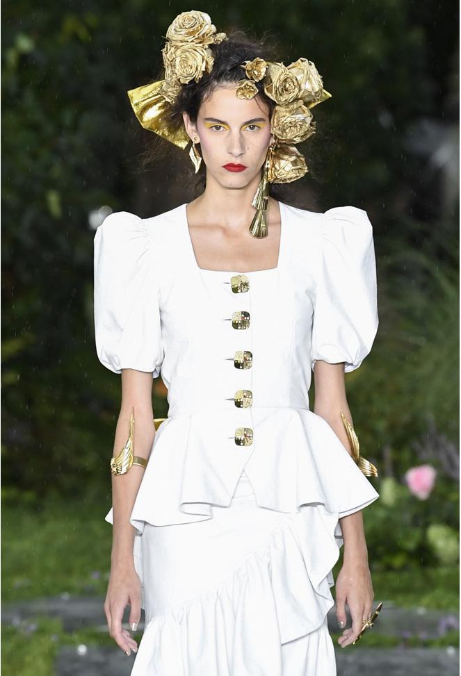 Joias da Nova York Fashion Week