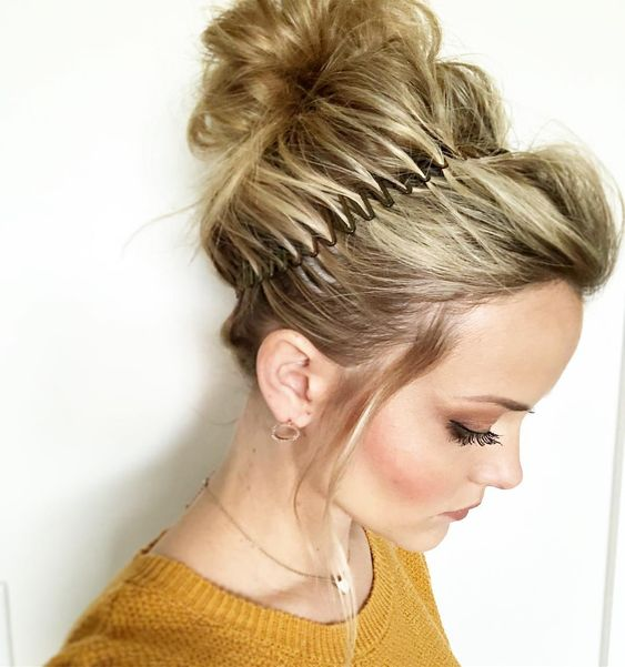 Acessórios para cabelo tiarinha