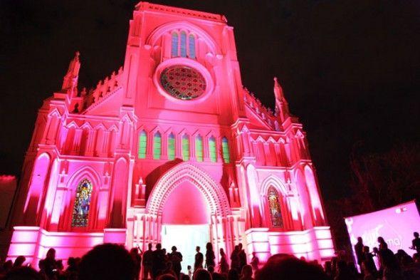 Outubro rosa cidade
