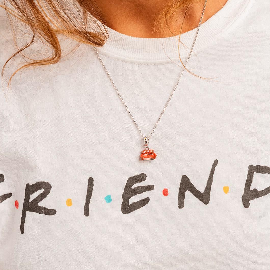 Pulseira da Série Friends Colar